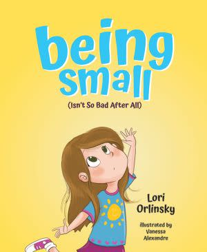 Award-Winning Children's book — Being Small (Isn't So Bad After All)