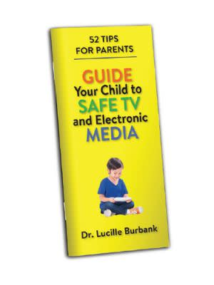 Award-Winning Children's book — Guide Your Child to Safe TV and Electronic Devices