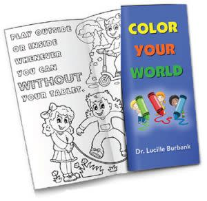 Award-Winning Children's book — Color Your World