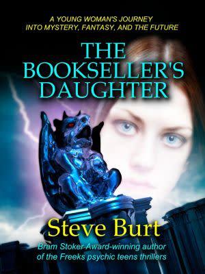 Award-Winning Children's book — The Bookseller's Daughter