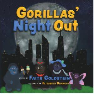 Award-Winning Children's book — Gorillas' Night Out