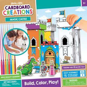 Award-Winning Children's book — Works of Ahhh Cardboard Creations Kits