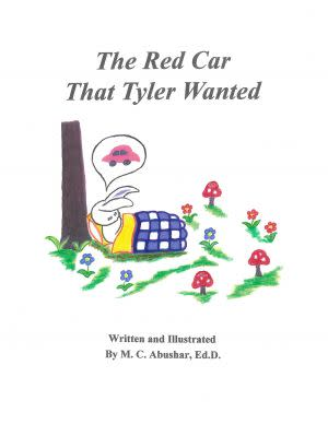 Award-Winning Children's book — The Red Car That Tyler Wanted