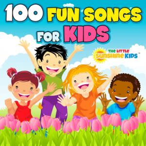 Award-Winning Children's book — 100 Fun Songs For Kids /Audio Experience music album and playlist