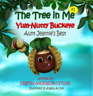 Award-Winning Children's book — Yum-Nutty Buckeye