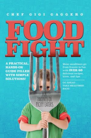 Award-Winning Children's book — Food Fight for Parents of Picky Eaters