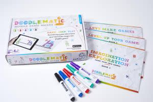 Award-Winning Children's book — DoodleMatic