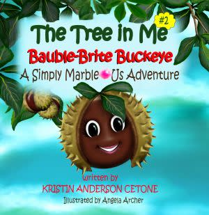 Award-Winning Children's book — Bauble-Brite Buckeye