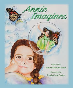 Award-Winning Children's book — Annie Imagines
