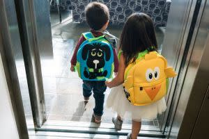 Award-Winning Children's book — Animal Packers Kids Backpacks