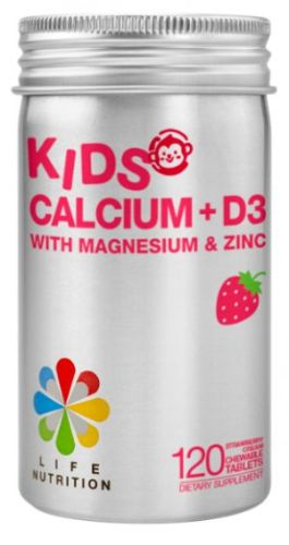 Award-Winning Children's book — Kids Calcium+D3