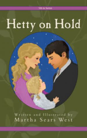 Award-Winning Children's book — HETTY ON HOLD