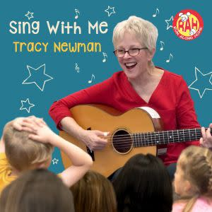 Award-Winning Children's book — Sing With Me CD