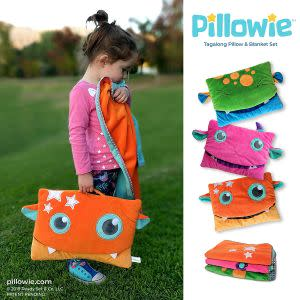 Award-Winning Children's book — Pillowie