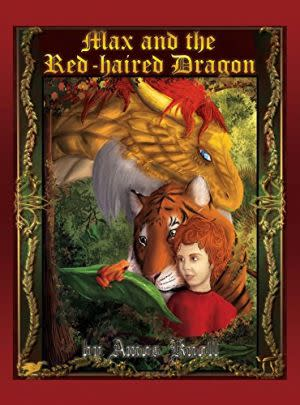 Award-Winning Children's book — Max and the Red-Haired Dragon