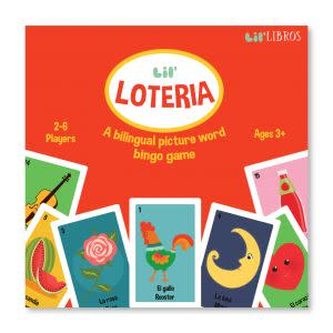 Award-Winning Children's book — Lil' Loteria: A Lil' Libros Bilingual Bingo Game