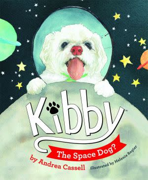 Award-Winning Children's book — Kibby the Space Dog?