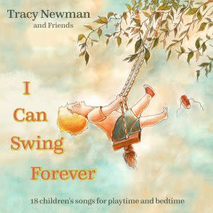 Award-Winning Children's book — I Can Swing Forever CD