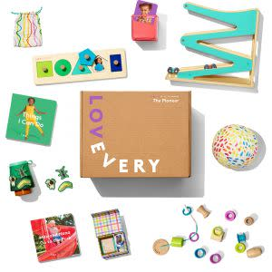 Award-Winning Children's book — The Play Kits for Toddlers, by Lovevery