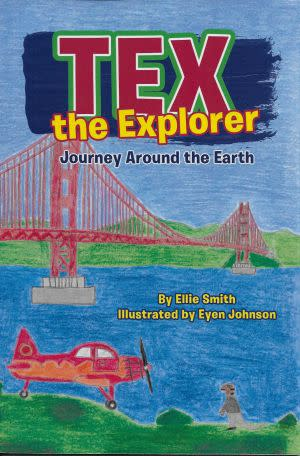 Award-Winning Children's book — Tex the Explorer