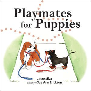 Award-Winning Children's book — Playmates for Puppies
