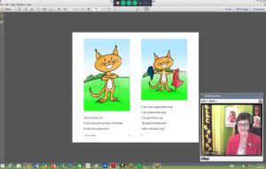 Award-Winning Children's book — Nuts About Reading-Online Reading Assessment and Reading Tutoring