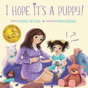 Award-Winning Children's book — I Hope It's A Puppy!