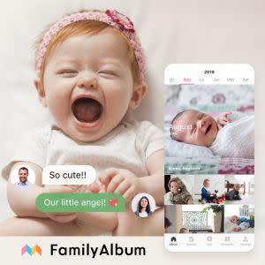 Award-Winning Children's book — FamilyAlbum