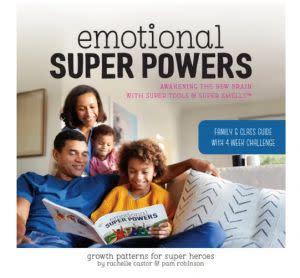Award-Winning Children's book — Emotional Super Powers Family & Class Guide