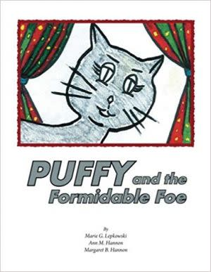 Award-Winning Children's book — Puffy and the Formidable Foe