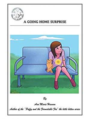 Award-Winning Children's book — A Going Home Surprise