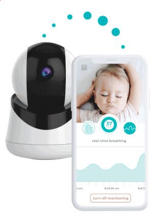 Award-Winning Children's book — Smart Beat Video Monitor with Breath Detection