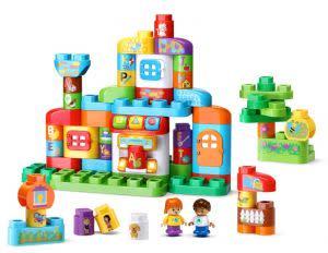 Award-Winning Children's book — LeapBuilders ABC Smart House