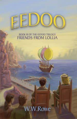 Award-Winning Children's book — Friends from Lollia