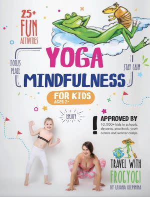 Award-Winning Children's book — Yoga and Mindfulness for Kids