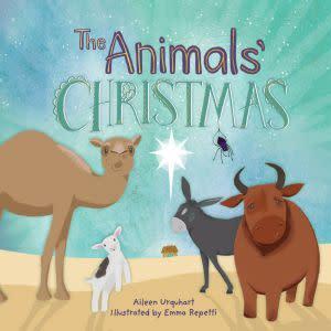 Award-Winning Children's book — The Animals' Christmas