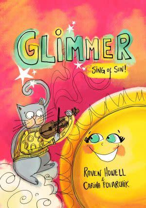 Award-Winning Children's book — Glimmer, Sing of Sun!
