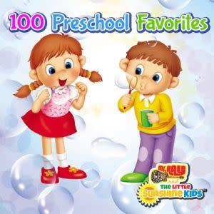 Award-Winning Children's book — 100 Preschool Favorites