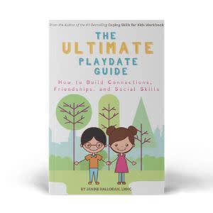 Award-Winning Children's book — The Ultimate Playdate Guide