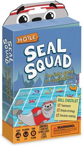 Award-Winning Children's book — Hoyle Seal SquadTM