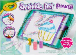 Award-Winning Children's book — Crayola Sprinkle Art Shaker