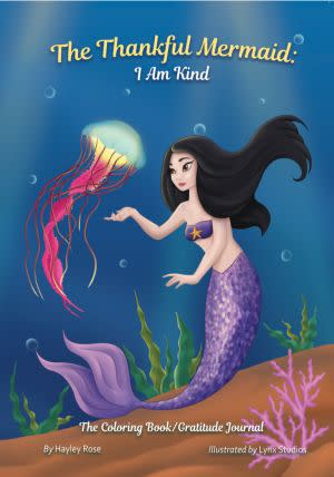 Award-Winning Children's book — The Thankful Mermaid