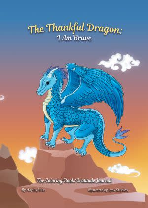 Award-Winning Children's book — The Thankful Dragon