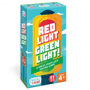 Award-Winning Children's book — Red Light Green Light - Preschool Racing Game