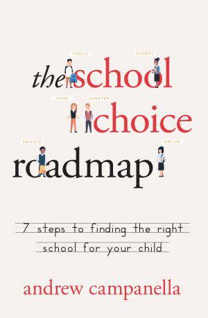 Award-Winning Children's book — The School Choice Roadmap
