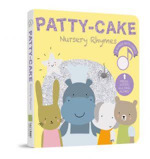 Award-Winning Children's book — Patty-Cake