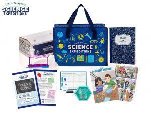 Award-Winning Children's book — Little Passports Science Expeditions