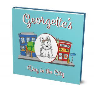 Award-Winning Children's book — Georgette's Day in the City