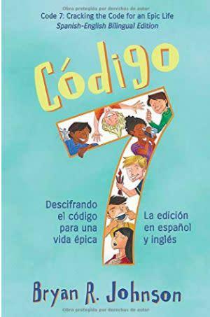 Award-Winning Children's book — Código 7