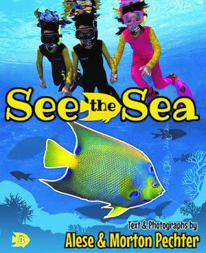 Award-Winning Children's book — SEE THE SEA